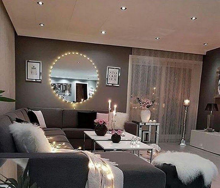 44 Cozy Living Room Decor Ideas For Small Apartment 11 Cozy Apartment Living Room Decorating Ideas Girl Cozy Living Rooms Apartment Room Pinterest Living Room