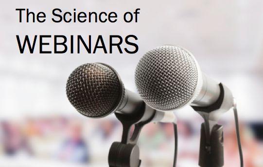 Free Webinar: The Science of Webinars, by HubSpot's social media scientist, Dan Zarrella
