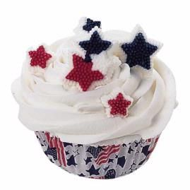 More 4th of July cupcake ideas