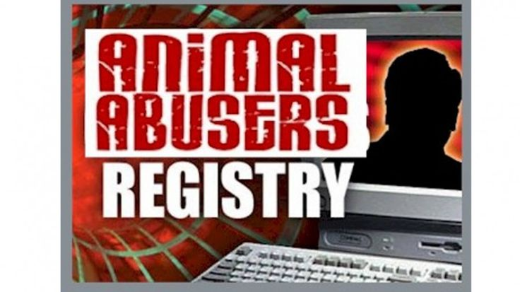I believe there needs to be a site created like Megans Law to Show where known convicted animal abusers are. Harming innocent pets must stop! This site would he...