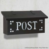 1000 Ideas About Craftsman Mailboxes On Pinterest
