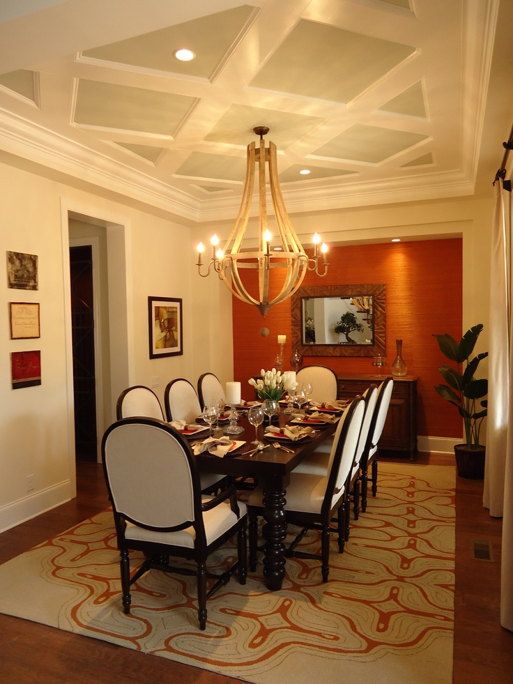 23 Dining Room Ceiling Designs Decorating Ideas: 138 Best Images About Moulding Ideas On Pinterest