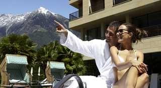 Wellnesshotel Südtirol Hotel Therme Meran
