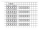 CLASSE A COLORI  Visualizzazione e lettura posizioni  Diversi significati di un numero entro la prima decina.  Aspetto ordinale e cardinale  Lettura intuitiva delle posizioni    SCHEDE ESERCITAZIONI