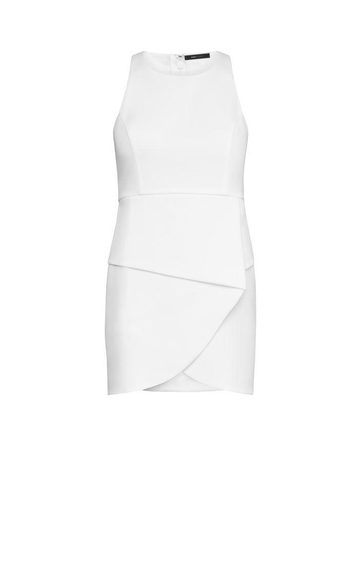 9c473473ac344 Ely Lace-Up Halter Dress | BCBG FASHION in 2019 | Dresses, Peplum ...