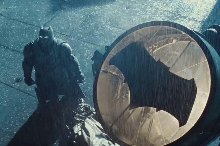 Análisis del trailer Batman V Superman Dawn of Justice