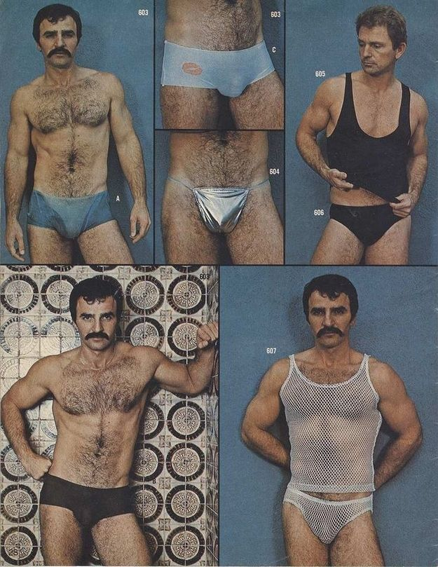 I'm sorry for this. I truly am. | 16 Vintage Underwear Ads That Will Give You Nightmares