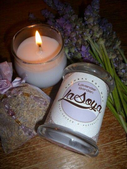 LaSoya Lavender Garden