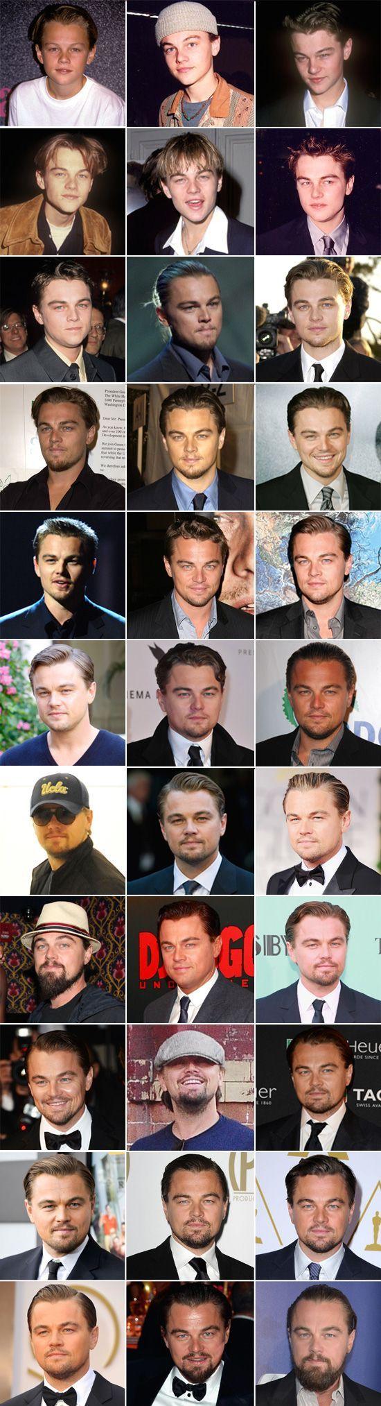 41 Years of Leonardo DiCaprio