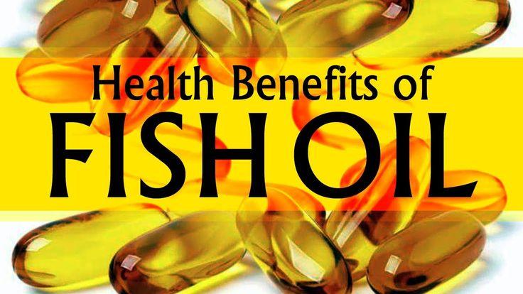 (1) Fish Oil Health Benefits - Health Benefits of Fish Oil Omega-3 Fatty Acids - Fishoil of Bodybuilding