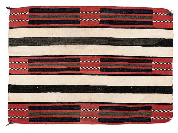 Navajo Third Phase Chief S Blanket Cowan S Auctions