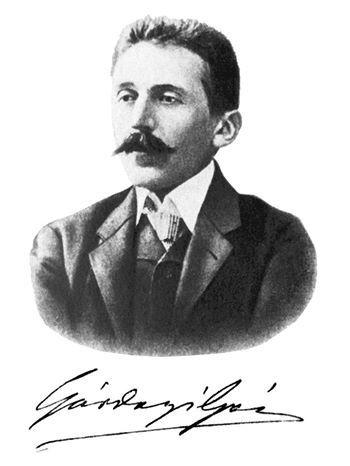 Gárdonyi Géza író (151 éve született)