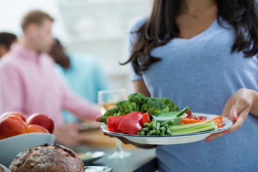 La dieta da 1200 calorie per chi mangia fuori casa