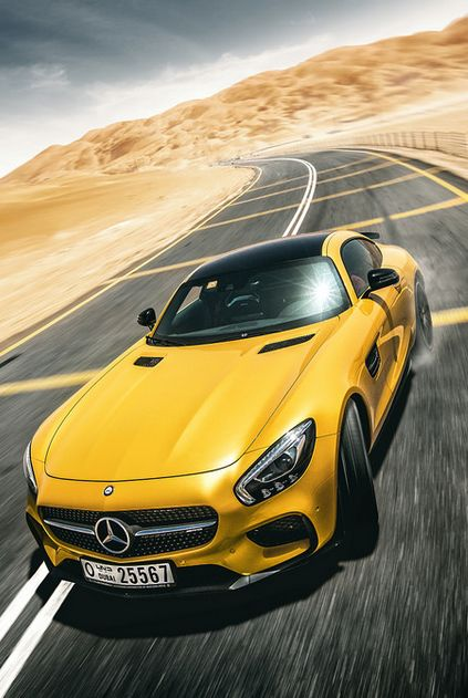 Visit The MACHINE Shop Café... ❤ The Best of Mercedes-Benz ❤ (Mercedes AMG GTS Edition 1)