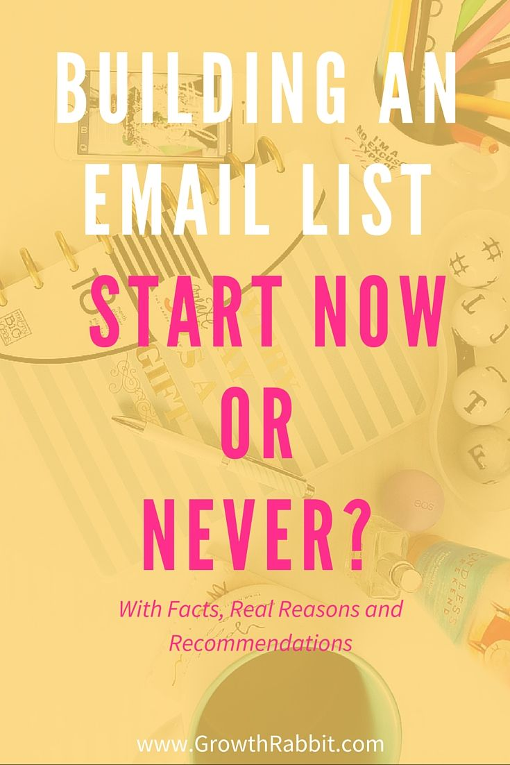 Email marketing has been around for a long time; successful bloggers, businesses and entrepreneurs have known an importance of building an email list for years now. It is just that its popularity has been raised today.  Are you unsure whether you should start building an email list or not? First, must know the importance of building an email list and then make a decision. Click through to read now >>>