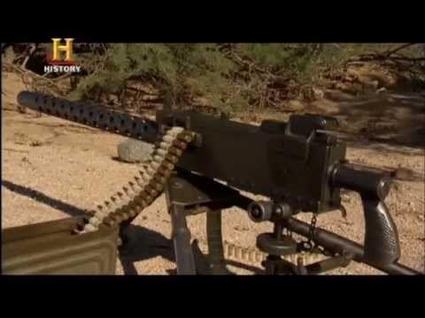 Askeri Silahlar Makineli Tüfekler