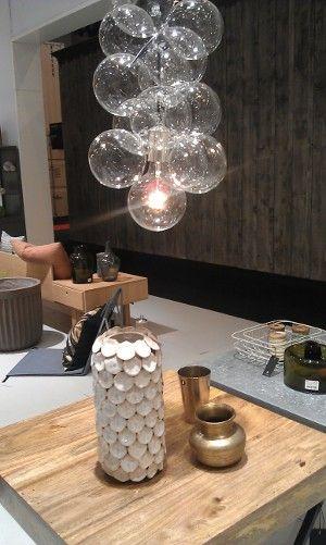 Nos encanta la nueva lámpara #DIY (Do it yourself) de la firma danesa #housedoctor