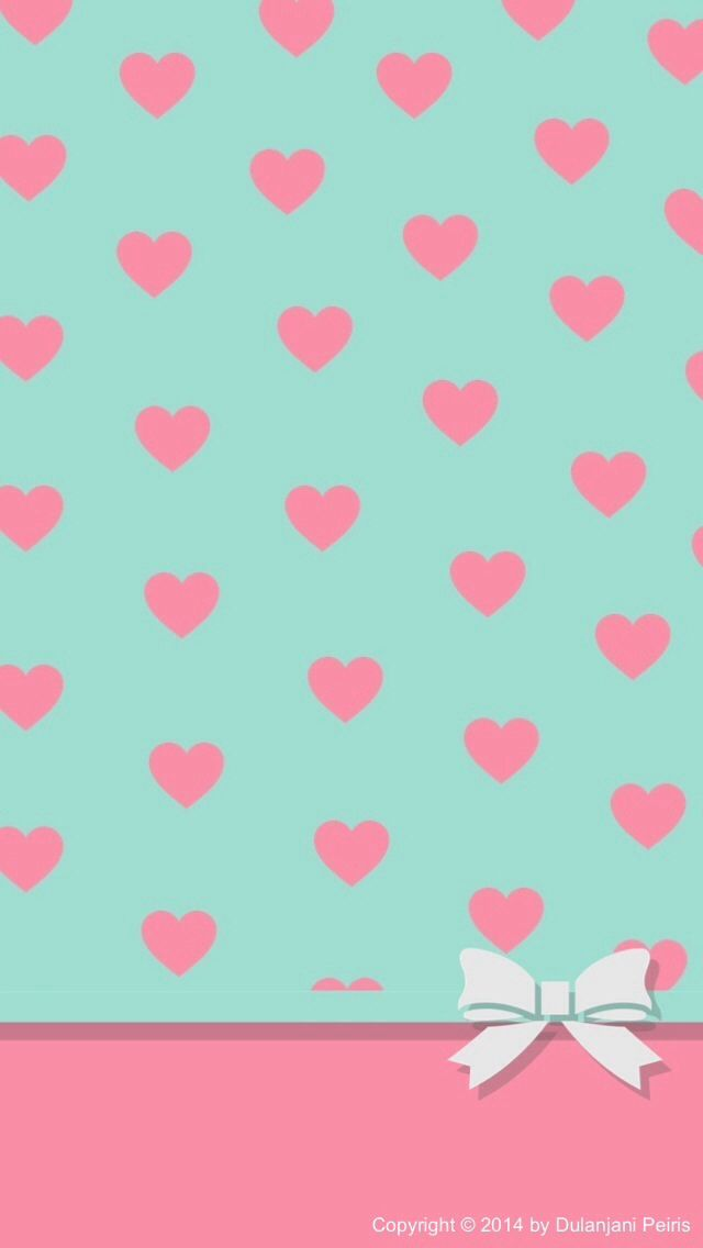 Hearts Bow Iphone Wallpaper Pinterest Bows Heart HD Wallpapers Download Free Images Wallpaper [1000image.com]