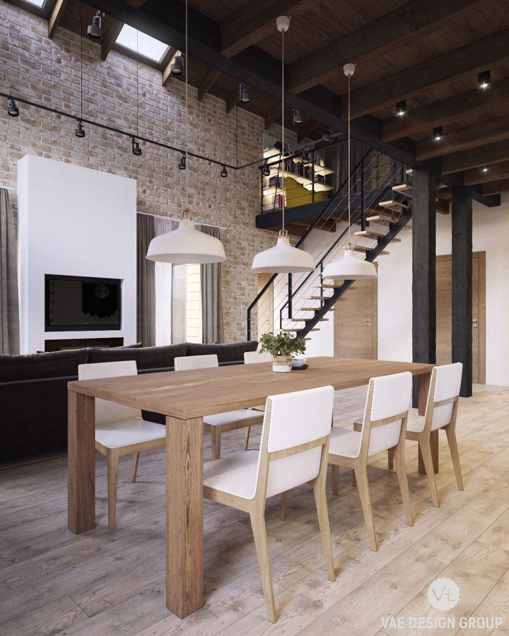stilfinder homestory - loft stil | studios, eugene o'neill and the, Wohnideen design