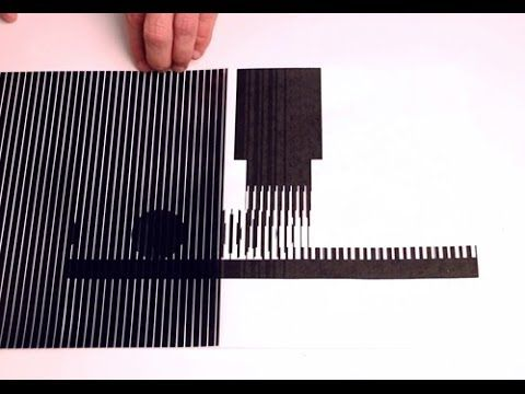 Amazing Animated Optical Illusions! #6 #video