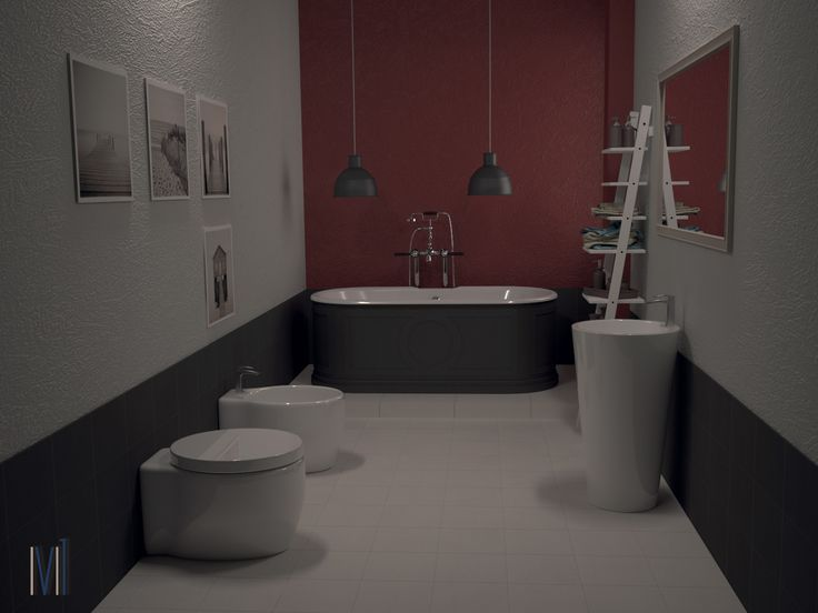 Marsala Bath! #13seven #interiordesign #homedesign #arredamentointerni #interiordecoration #furniture #homedecoration #lovedesign #furniturehome