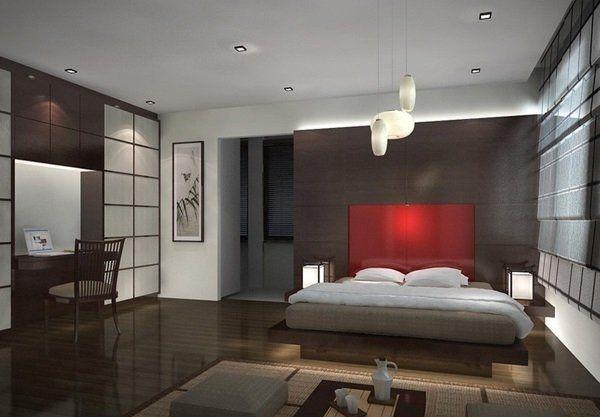 12 Lits Style Japonais Pour Une Chambre A Coucher Contemporaine