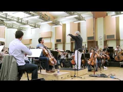 BBC Proms video profile of cellist Jean-Guihen Queyras.
