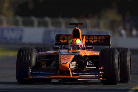 Enrique Bernoldi - Arrows A22 - 2001 - Australian GP (Melbourne)