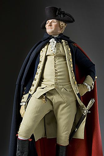 George Washington (at Valley Forge) One of the greatest men of the Age ~Truly a Giant among men !! Another nice work from (Stuart) check out his site he has over 400 figures of historical people.