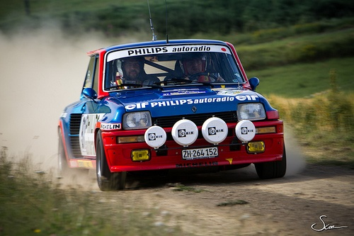 Renault 5 Turbo Gr.B - 1984