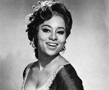 Reri Grist is an American coloratura soprano, one of the pioneer African-American singers to enjoy a major international career in opera. WIKIP