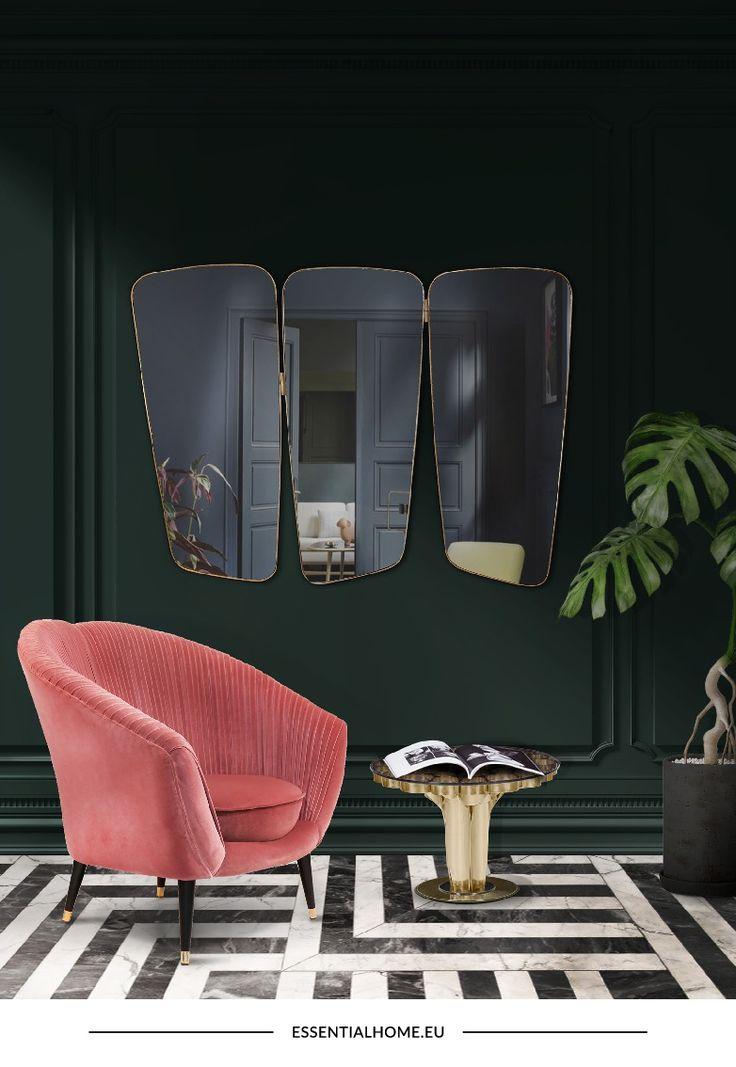 Oltre 25 fantastiche idee su design della parete su for Grande disposizione della camera familiare