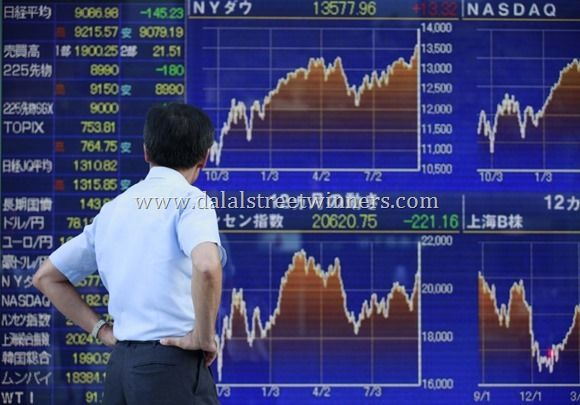 Dalalstreetwinners: Nikkei rebounds from 2-week low