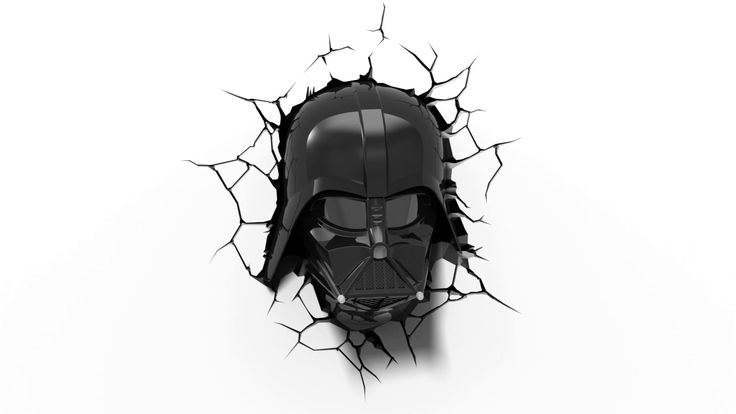 Star Wars - Darth Vader™ 3D Deco Light