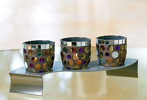 17 images about beautiful partylite home decor on pinterest creative mosaic wall and purple - Zen toilet decoratie ...