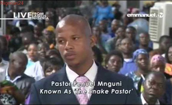 EMMANUEL TV LIVE SERVICE   SUNDAY 04 06 2017  PASTOR PENUEL MNGUNI  VIDEO 5 OF 8
