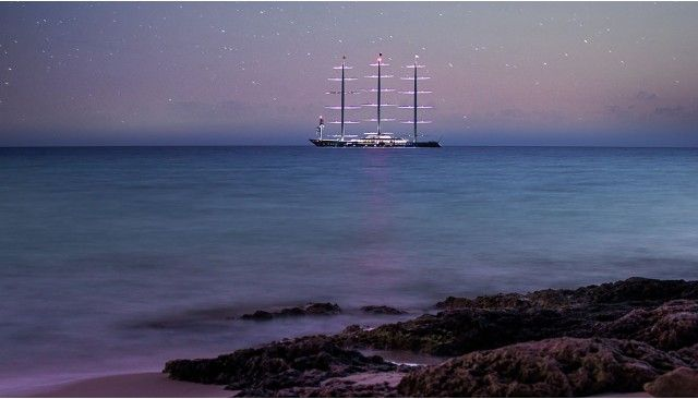 Maltese Falcon Superyacht Luxury Sail Yacht For Charter With Burgess Yacht Sailing Sailing Yacht