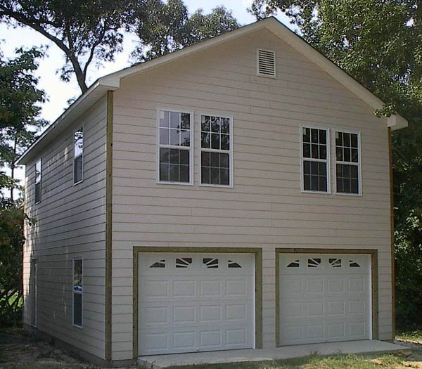 Best  Story Garage Images On Pinterest Garage Ideas Garage - 2 story garage house