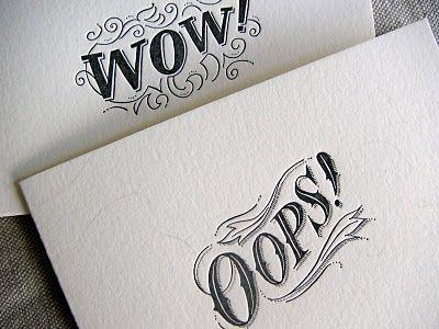 Design Inspiration, Letterpresses Cards, Leigh Well, Greeting Cards, Letterpresses Pinterest, Favorite Pin, Handlettering Letterpresses, Coolest Stuff, Typography Calligraphy