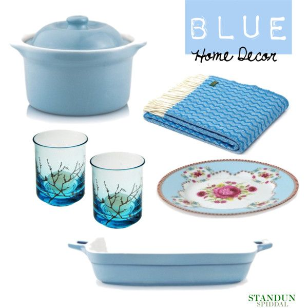 Blue home ware, kitchen ideas from Standun