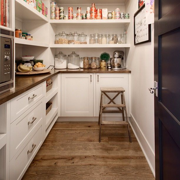 Walk In Pantry Design Ideas Modern Walk In Pantry Open: 36 Best Pantry Images On Pinterest