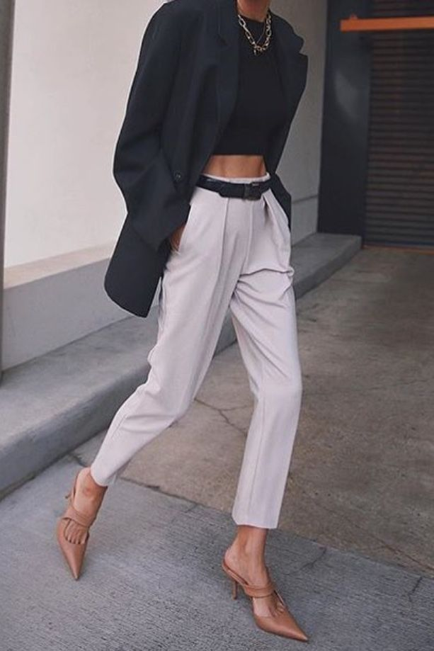 15+ minimalist outfits for Spring – # …