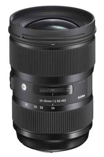 What a lens. Is it the best Sigma ART series lens? maybe - watch the video review - Sigma AF 24-35mm f/2 DG HSM Art