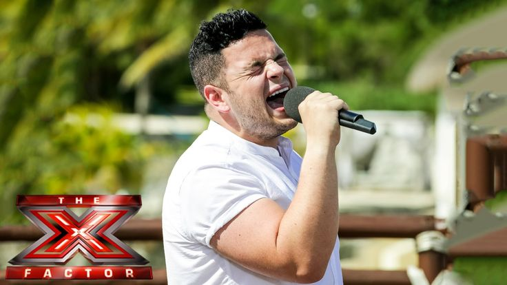 Paul Akister sings Bridge Over Troubled Water | Judges' Houses | The X Factor UK 2014  This is a short 'audition-type' version...but it is GOOD! This guy has it...