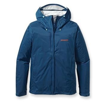 Just got the new lime green color of this jacket! So sweet Patagonia Men's Torrentshell Jacket