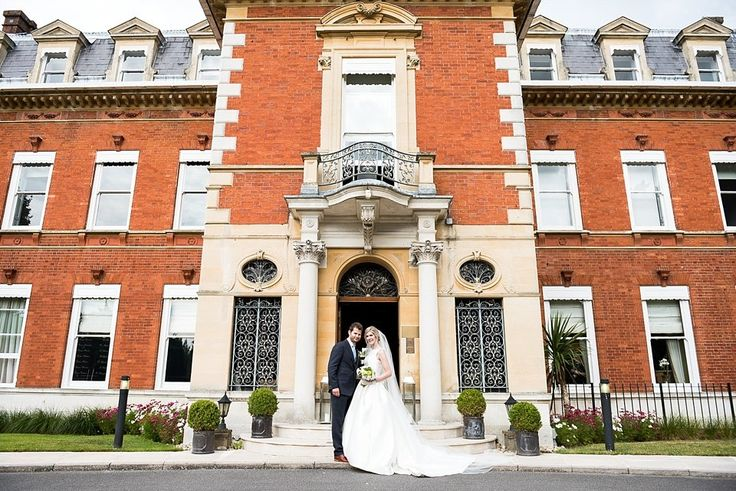 Fetchham Park elegant wedding venue Surrey © Fiona Kelly Photography