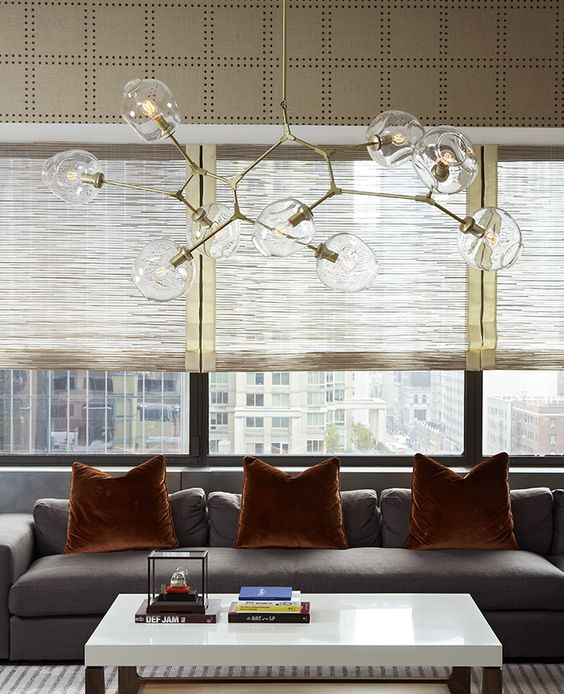 Lindsey Adelman Bubble Chandelier-9