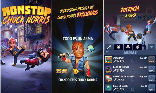 Llegó el momento donde Nonstop Chuck Norris se encuentra disponible en Android de forma gratuita. Y como no podía ser de otra manera el mismo esta orientado a un juego de acción repleto de armas de…