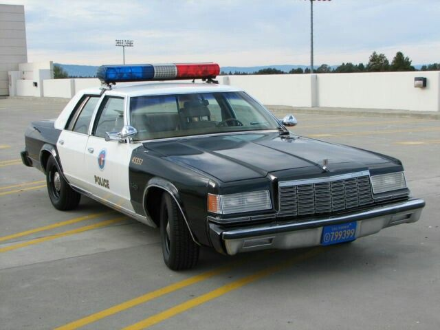 1981 Dodge St Regis Police Pursuit | Police Cars | Old