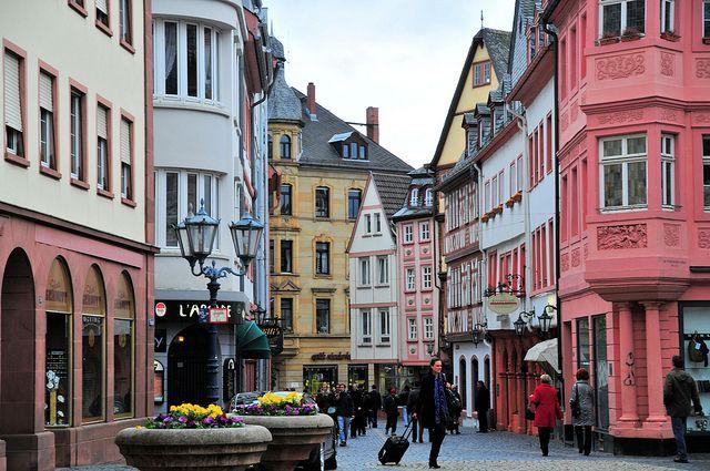 Mayence - Mainz